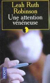 Une Attention Veneneuse - Couverture - Format classique