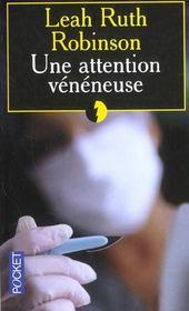 Une Attention Veneneuse - Intérieur - Format classique