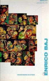Enrico baj - Couverture - Format classique
