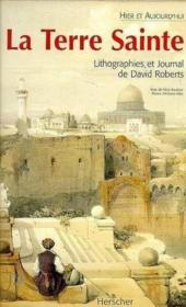 La terre sainte - Couverture - Format classique