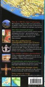 Croatie (Zagreb, Dubrovnik, Split, Zadar, Pula) - 4ème de couverture - Format classique
