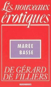 Maree Basse - Couverture - Format classique