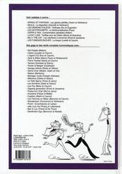 Recueil Spirou t.289 - 4ème de couverture - Format classique