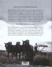 Paysans De France 1850/1950 - 4ème de couverture - Format classique