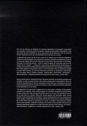De la peinture en général et de la couleur en particulier - 4ème de couverture - Format classique