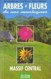 Arbres Et Fleurs De Nos Montagnes - Intérieur - Format classique