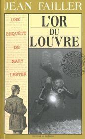 L'or du Louvre - Intérieur - Format classique