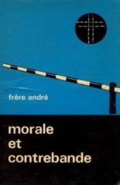Morale et contrebande - Couverture - Format classique