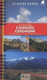 Canigou-Cerdagne - Couverture - Format classique