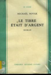 Le Tibre Etait D'Argent. - Couverture - Format classique