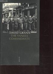 The yankee comandante - Couverture - Format classique
