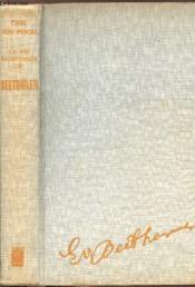 La Vie Passionnne De Ludwig Van Betthoven - Couverture - Format classique