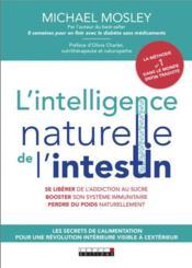 L'intelligence naturelle de l'intestin - Couverture - Format classique