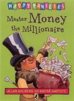 Master money the millionaire - Couverture - Format classique