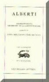 Grammatichetta/grammaire langue toscane - Intérieur - Format classique