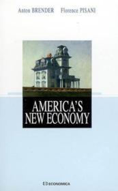 America'S New Economy - Couverture - Format classique