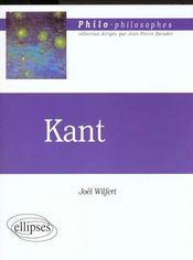 Kant - Intérieur - Format classique