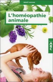 Abc de l'homéopathie animale - Couverture - Format classique