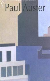 Coffret Paul Auster ; Tombouctou ; Leviathan ; Monn Palace - Intérieur - Format classique