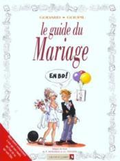 Le guide du mariage - Couverture - Format classique