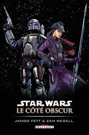 Star Wars - le côté obscur t.1 ; Jango Fett & Zam Wesell - Couverture - Format classique