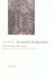 La feuille de la compagnie t.2 ; Tolkien, les racines du légendaire - Intérieur - Format classique