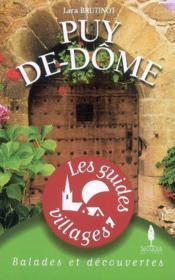 Les Guides Villages ; Puy-De-Dôme - Couverture - Format classique