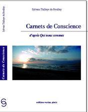 Carnets de conscience d'après qui nous sommes - Intérieur - Format classique