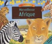 Merveilleuse Afrique - Couverture - Format classique