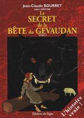Le secret de la bête du Gévaudan t.2 - Couverture - Format classique