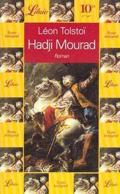 Hadji mourat - Intérieur - Format classique