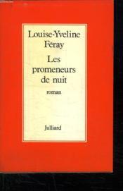 Les Promeneurs De Nuit. - Couverture - Format classique