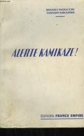Alerte, Kamikaze. - Couverture - Format classique