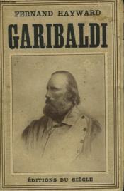 Garibaldi. - Couverture - Format classique