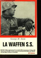 La Waffen S.S. - Couverture - Format classique