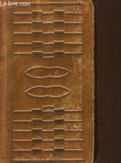 Petit Paroissien Bijou - Couverture - Format classique