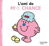 L'ami de Madame Chance - Couverture - Format classique