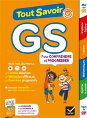 Tout savoir ; GS - Couverture - Format classique