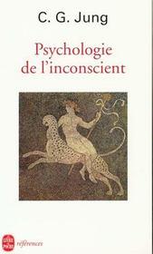 La psychologie de l'inconscient - Intérieur - Format classique