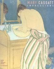 Mary cassatt, impressions - Intérieur - Format classique
