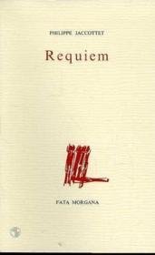 Requiem - Couverture - Format classique