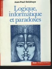 Logique Info & Paradoxes - Couverture - Format classique