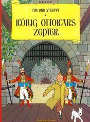 Tim und Struppi t.8 ; Köning Ottokars zepter - Intérieur - Format classique