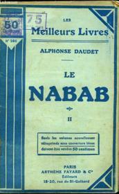 Le Nabab - Moeurs Parisienne - Tome 2 - Couverture - Format classique