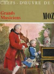 Chefs D'Oeuvres De L'Art N°14 - Grands Musiciens - Mozart - Couverture - Format classique