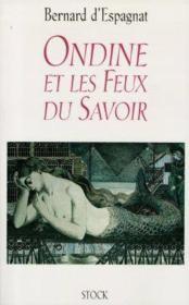 Ondine Et Les Feux Du Savoir - Couverture - Format classique