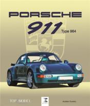 Porsche 911 - Couverture - Format classique