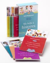 Ma boîte à histoires - Couverture - Format classique
