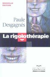 La Rigolotherapie - Intérieur - Format classique