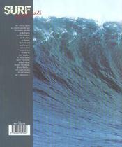 Surf Attitudes - 4ème de couverture - Format classique